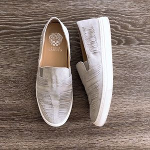 Vince Camuto Perforated Sneakers